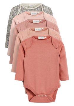 Next - 5 PACK - Body - pink