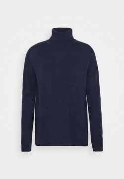Another Influence - MADDOX  - Pullover - navy