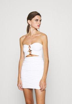 Tiger Mist - HAMILTON DRESS - Etui-jurk - white