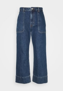Monki - NEW RIO  - Jeans relaxed fit - blue medium dusty