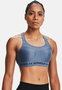 Under Armour - Sport-bh met high support - mineral blue