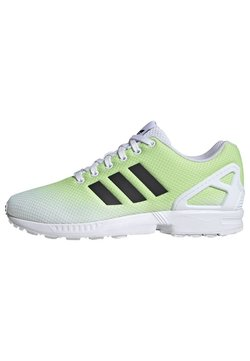 adidas Originals - ZX FLUX SHOES - Sneaker low - white