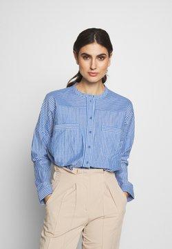 edc by Esprit - OXFORD - Bluse - blue lavender