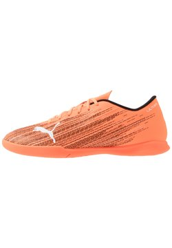 Puma - ULTRA 4.1 IT - Indoor football boots - shocking orange/black