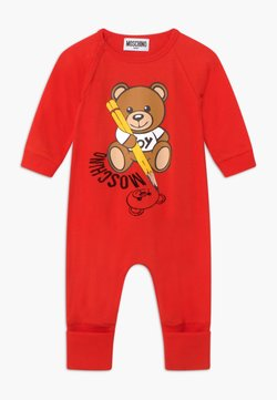 MOSCHINO - BABYGROW GIFT BOX - Combinaison - poppy red