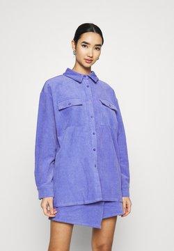 NA-KD - JASMIN AZIZAM  - Overhemdblouse - violet