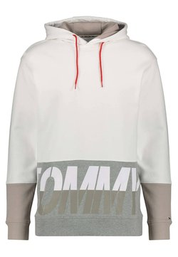 Tommy Jeans - Jersey con capucha - white