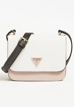 Guess - Borsa a tracolla - mehrfarbe rose