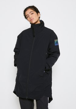 adidas Performance - MYSHELTER 4IN1 PARKA - Parka - black