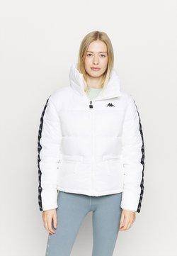 Kappa - HEROLDA - Winterjacke - bright white
