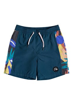 Quiksilver - ARCH PRINT VOLLEY YOUTH  - Zwemshorts - snow white