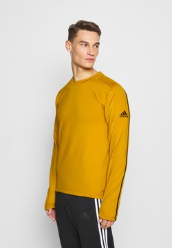 adidas Performance - DESIGNED 4 TRAINING COLD.RDY SPORTS - Collegepaita - gold