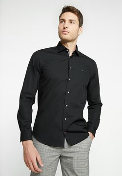 Tommy Hilfiger Tailored - CLASSIC SLIM  - Camicia elegante - black