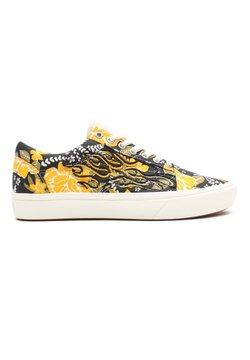 Vans - UA COMFYCUSH OLD SKOOL - Sneakersy niskie - (flameembrodry)flrlmshmlw