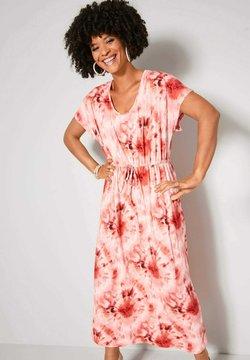 Angel of Style - Maxikleid - pink,vanille,koralle