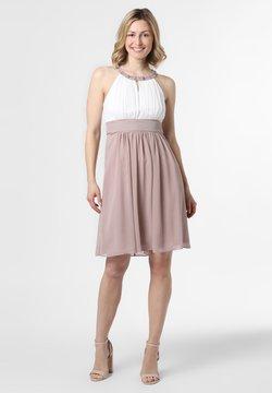 Marie Lund - Cocktailkleid/festliches Kleid - taupe ecru