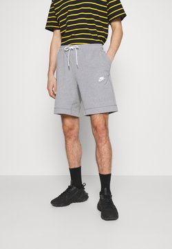 Nike Sportswear - MODERN - Shorts - particle grey/ice silver/white