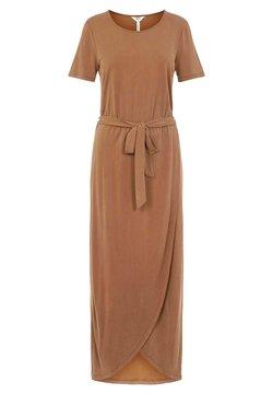 Object - OBJANNIE NADIA DRESS - Maxiklänning - partridge