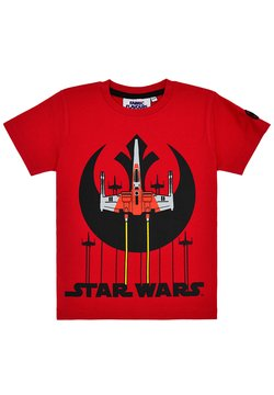 Fabric Flavours - STAR WARS REBEL SQUADRON TEE - T-Shirt print - red