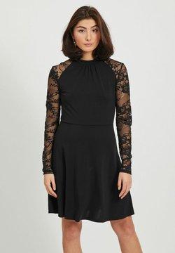 Vila - Cocktailkleid/festliches Kleid - black