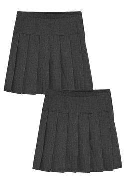 Next - 2 PACK - Spódnica trapezowa - grey