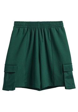 adidas Originals - IVY PARK - Shorts - darkgreen