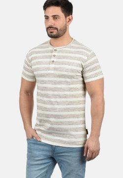 INDICODE JEANS - ALBEMARLE - T-Shirt print - brown