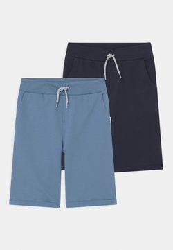 Name it - NKMVERMO 2 PACK - Shortsit - parisian blue