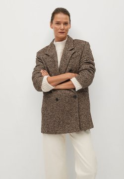 Mango - ESPE-I - Short coat - sort