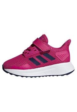 adidas Performance - DURAMO 9 SHOES - Juoksukenkä/vakaus - pink