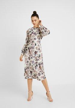 Forever New - TATIANA GATHERED NECK DRESS - Hverdagskjoler - multi-coloured