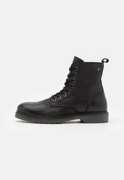 Jack & Jones - JFWNORSE BOOT - Schnürstiefelette - anthracite