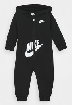 Nike Sportswear - HOODED BABY COVERALL UNISEX - Combinaison - black