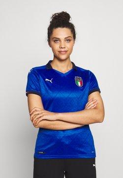 Puma - ITALIEN FIGC HOME REPLICA - Nationalmannschaft - team power blue/peacoat