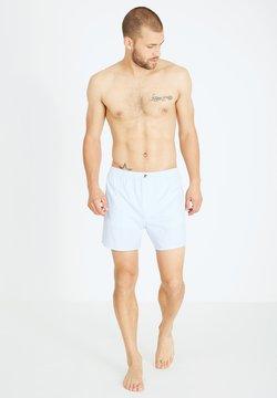 recolution - Boxershorts - light blue / white