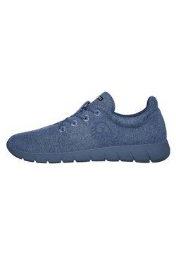 Giesswein - MERINO RUNNERS - Sneaker low - blue denim
