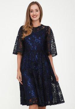 Madam-T - Cocktailkleid/festliches Kleid - blau