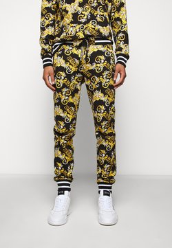 Versace Jeans Couture - FLEECE NEW LOGO - Jogginghose - nero
