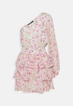 Gina Tricot - EXCLUSIVE MERIDIANDRESS - Cocktailkleid/festliches Kleid - spring garden