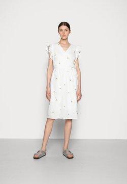Love Copenhagen - FINKI DRESS - Korte jurk - snow white