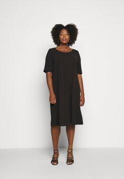 Persona by Marina Rinaldi - OIL - Jerseykleid - black