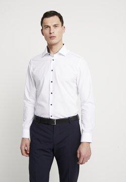Seidensticker - BUSINESS KENT PATCH SLIM FIT - Camicia elegante - white