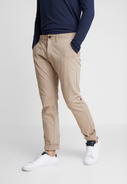 TOM TAILOR - Chinot - dye beige / brown