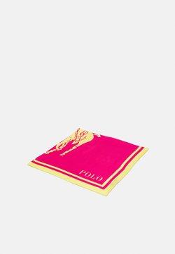 Polo Ralph Lauren - GIANTPP - Foulard - sport pink/multicoloured