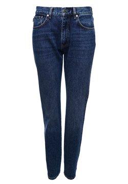 Superdry - Straight leg jeans - clinton blue stone