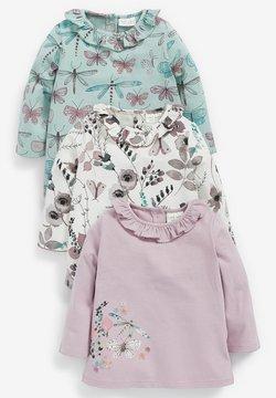 Next - 3 pack - Camiseta de manga larga - multi-coloured