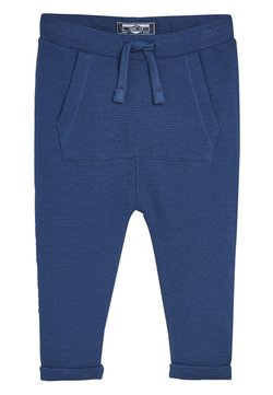 Next - NAVY LIGHTWEIGHT OTTOMAN JOGGERS (3MTHS-7YRS) - Trainingsbroek - blue