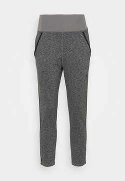 Puma - STUDIO JOGGER - Jogginghose - charcoal gray heather