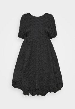 YAS - YASKYL MIDI DRESS SHOW - Cocktailkleid/festliches Kleid - black