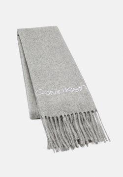 Calvin Klein - SCARF UNISEX - Schal - grey